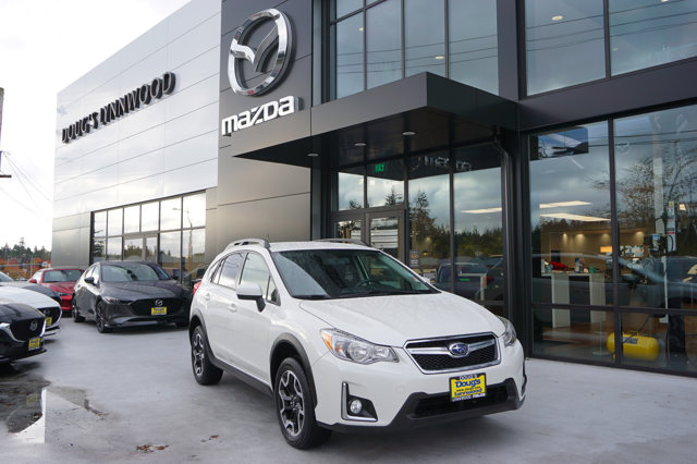 Used 2016 Subaru Crosstrek in Edmonds Lynnwood Seattle Kirkland Everett, WA