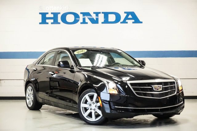 Used 2016 Cadillac ATS Sedan in Cartersville, GA