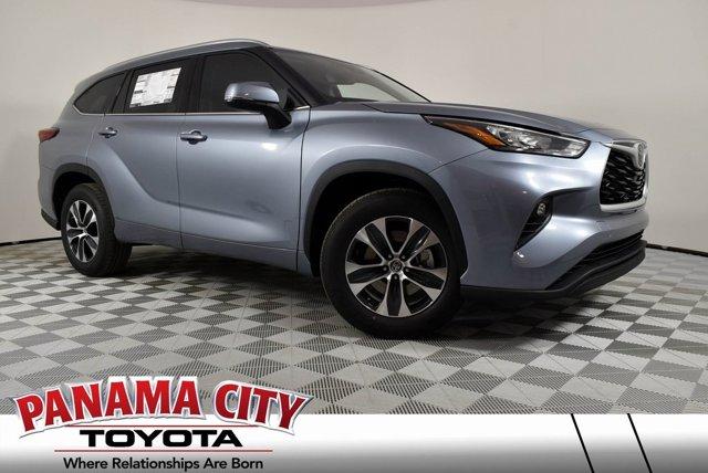 New 2020 Toyota Highlander in Panama City, FL