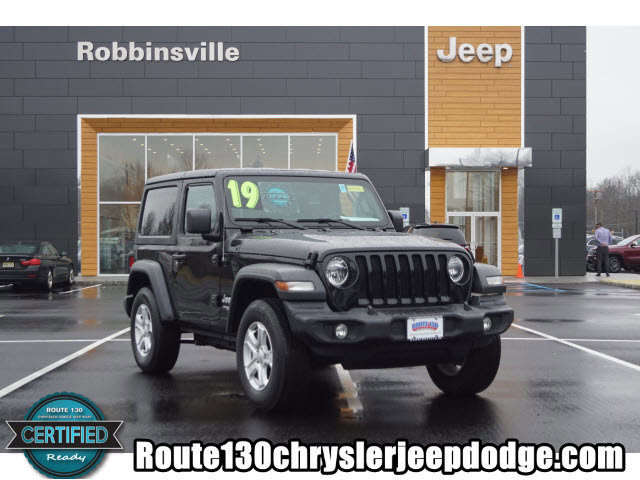Used 2019 Jeep Wrangler in Little Falls, NJ
