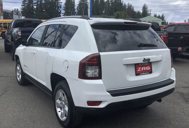 Used 2015 Jeep Compass FWD 4dr Sport