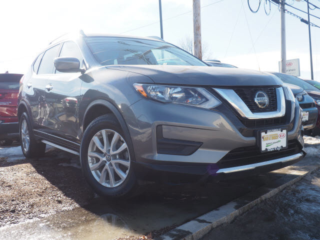 Used 2018 Nissan Rogue in Norwood, MA