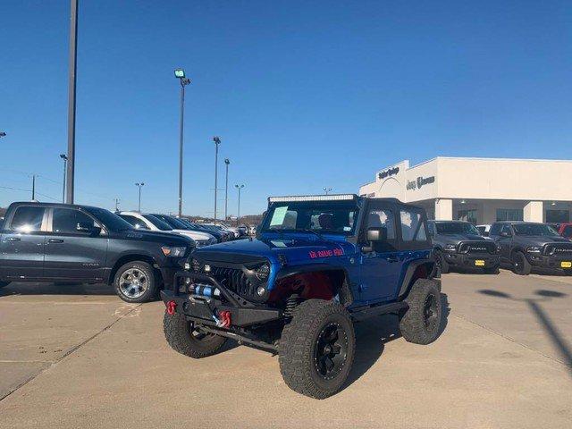 Used 2015 Jeep Wrangler in Sulphur Springs, TX