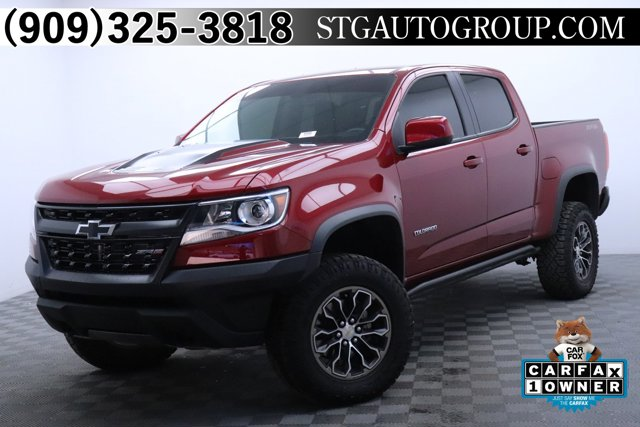 Used 2019 Chevrolet Colorado in Ontario, Montclair & Garden Grove, CA
