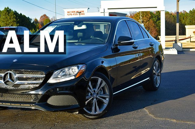 Pre-Owned 2015 Mercedes-Benz C-Class C 300 4MATIC® AWD