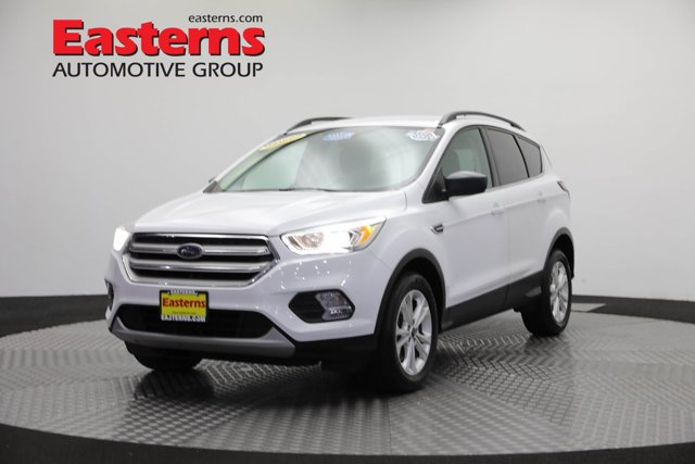 2018 Ford Escape SEL EcoBoost Sport Utility