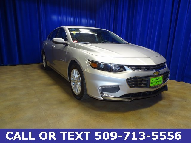 Used 2018 Chevrolet Malibu in Pasco, WA