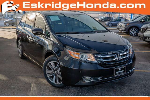 Used 2014 Honda Odyssey in Oklahoma City, OK