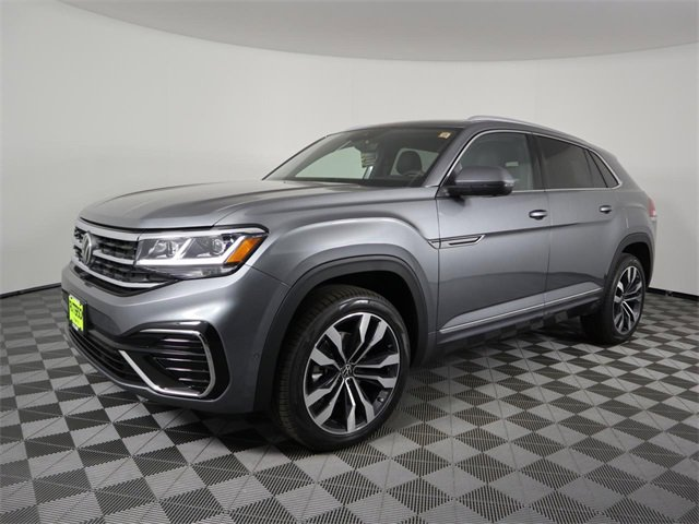 2020 Volkswagen Atlas Cross Sport 3.6L V6 SEL Premium R-Line 3.6L V6 SEL Premium R-Line 4MOTION Regular Unleaded V-6 3.6 L/220 [14]