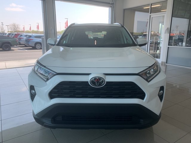 New 2020 Toyota RAV4 in Henderson, NC