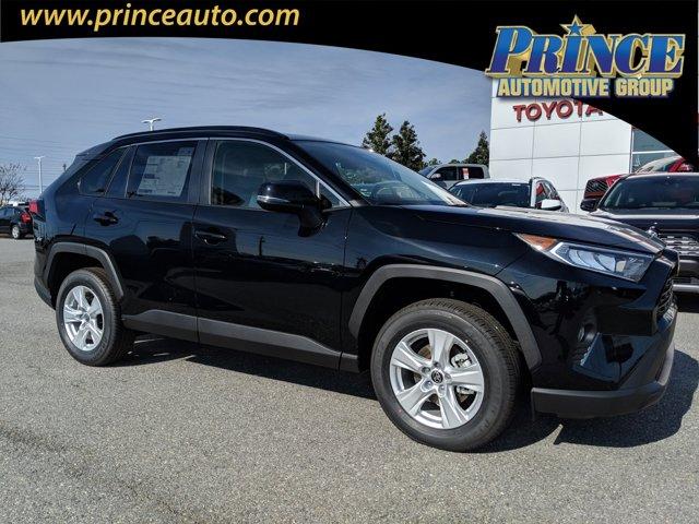 New 2020 Toyota RAV4 in Tifton, GA