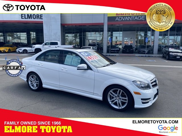 Used 2014 Mercedes-Benz C-Class in Westminster, CA