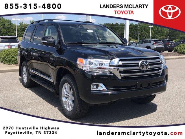 New 2019 Toyota Land Cruiser in Fayetteville, TN