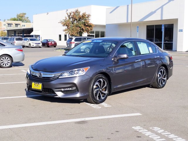 2017 Honda Accord Sedan EX EX CVT Regular Unleaded I-4 2.4 L/144 [4]