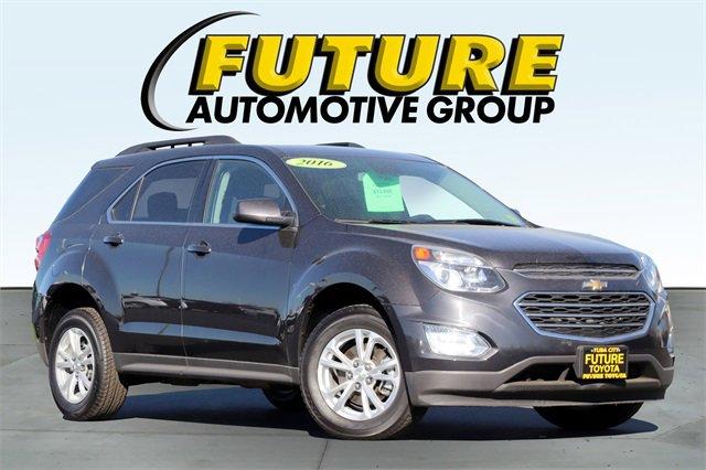 Used 2016 Chevrolet Equinox in Yuba City, CA
