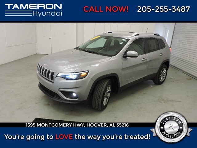 Used 2019 Jeep Cherokee in Birmingham, AL