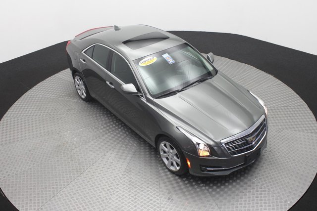 2016 Cadillac ATS for sale 123787 2