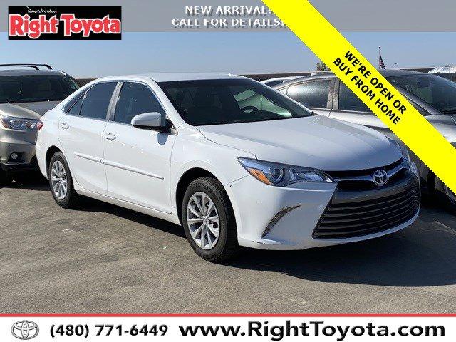 2017 Toyota Camry LE LE Auto Regular Unleaded I-4 2.5 L/152 [8]
