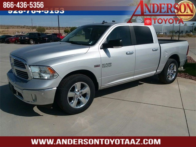 "2017 RAM 1500 Big Horn 4x2 Crew Cab 5'7"" photo"