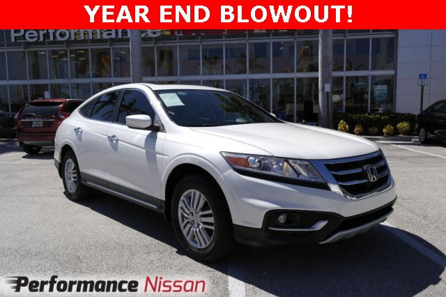 Used 2014 Honda Crosstour in Pompano Beach, FL