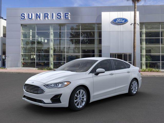 2020 Ford Fusion Hybrid SE SE FWD Gas/Electric I-4 2.0 L/122 [11]