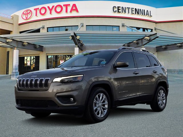 Used 2019 Jeep Cherokee in Las Vegas, NV