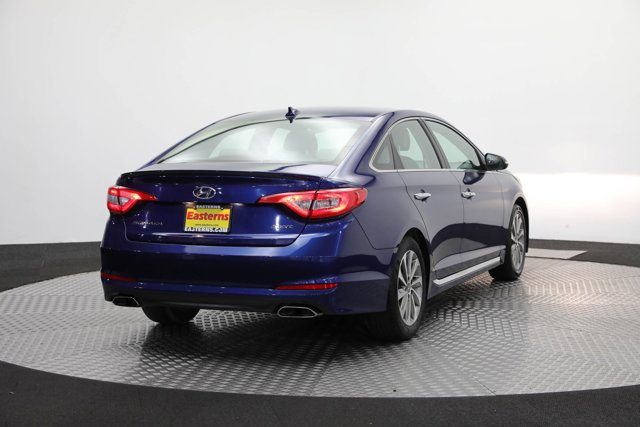 2017 Hyundai Sonata for sale 124514 4