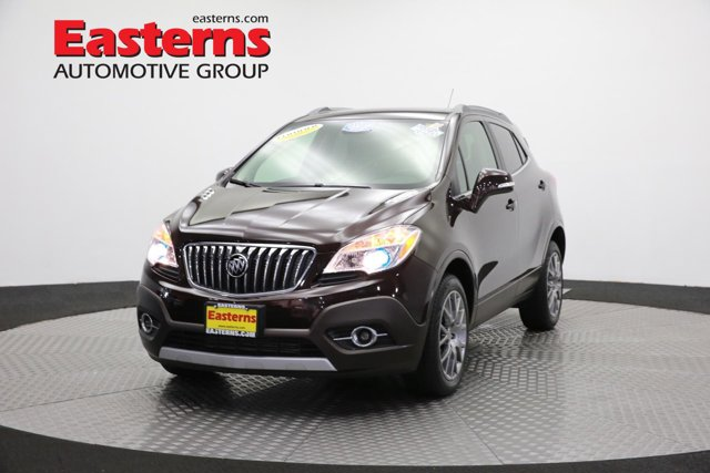 2016 Buick Encore Sport Touring Sport Utility