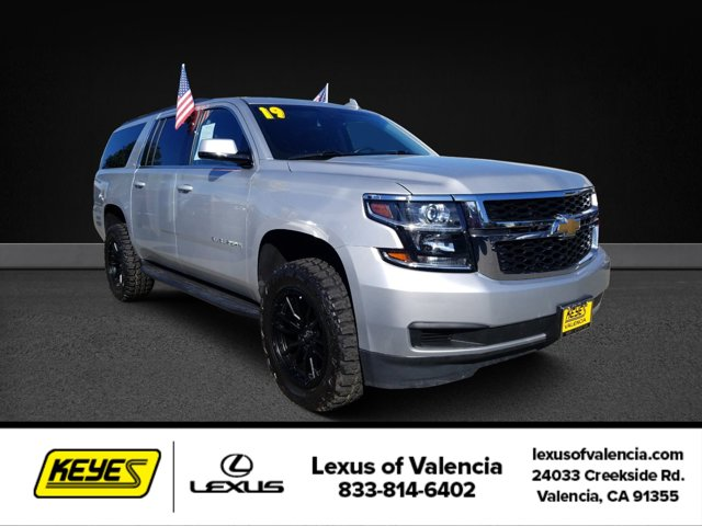 Used 2019 Chevrolet Suburban w/Navigation in , CA