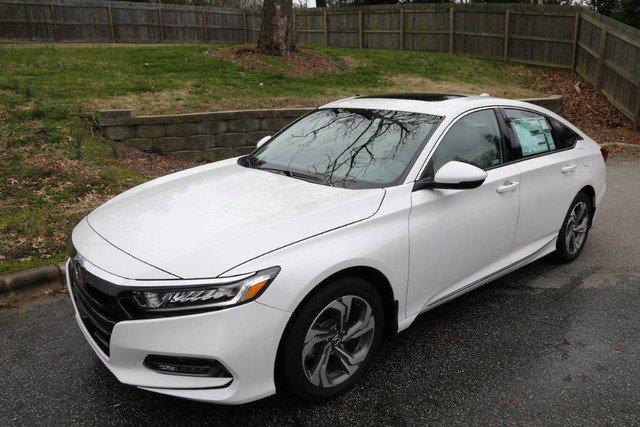 New 2020 Honda Accord Sedan in High Point, NC