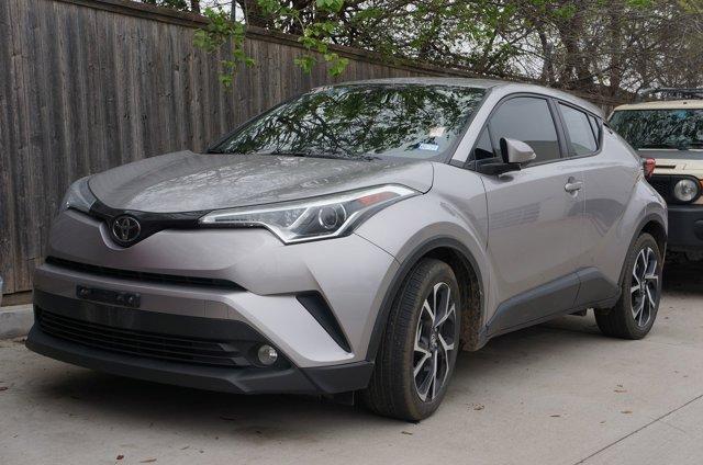 Used 2018 Toyota C-HR in Dallas, TX