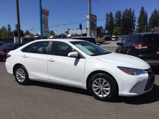 Used 2016 Toyota Camry 4dr Sdn I4 Auto LE