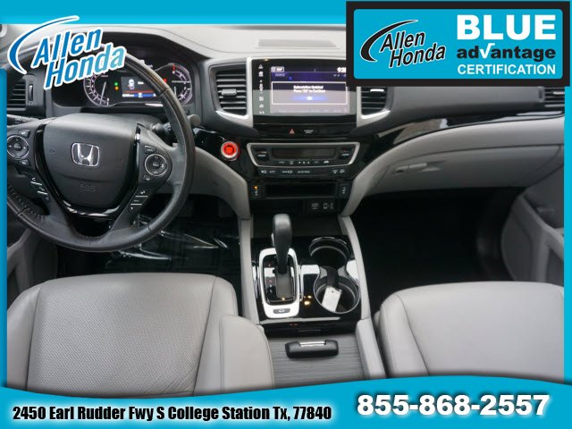 Used 2018 Honda Ridgeline in College Station, TX