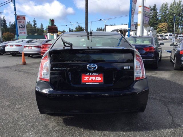 Used 2012 Toyota Prius 5dr HB Five