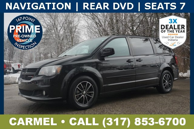 Used 2017 Dodge Grand Caravan in Indianapolis, IN