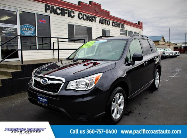 Used 2016 Subaru Forester in Burlington, WA