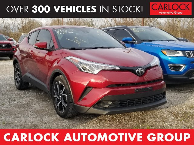 Used 2018 Toyota C-HR in Saltillo, MS