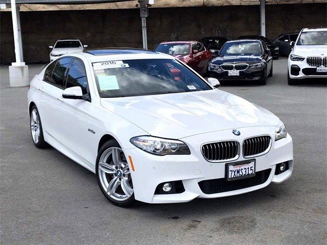 Used 2016 BMW 5 Series in San Diego, CA