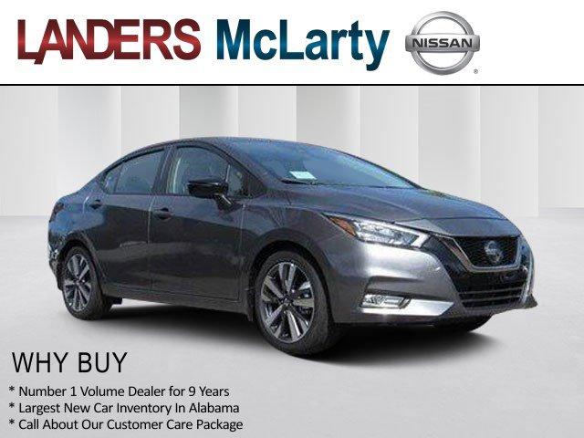 New 2020 Nissan Versa in Huntsville, AL