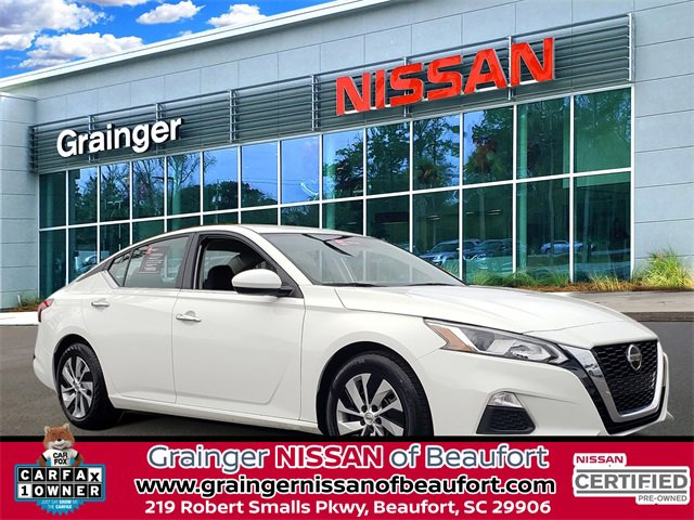 Used 2019 Nissan Altima in Beaufort, SC