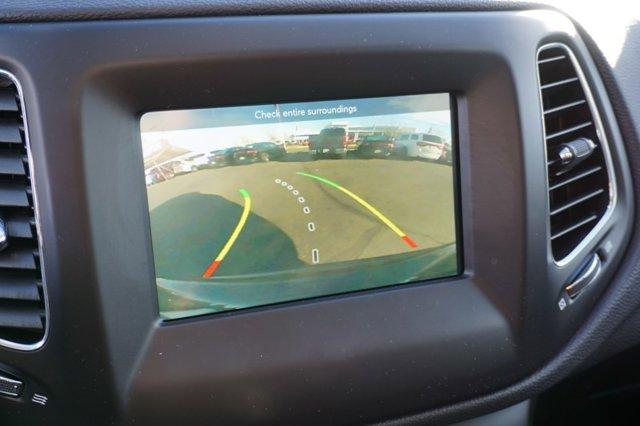 Used 2018 Jeep Compass Latitude FWD