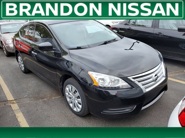 Used 2015 Nissan Sentra in Tampa, FL