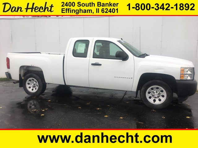 Used 2009 Chevrolet Silverado 1500 in Effingham, IL