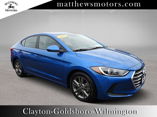 Used 2018 Hyundai Elantra in , NC