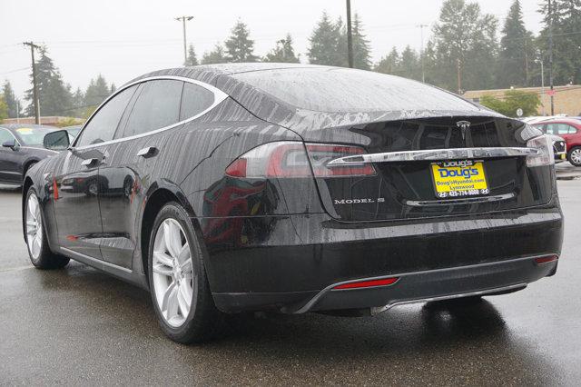 Used 2013 Tesla Model S 4dr Sdn