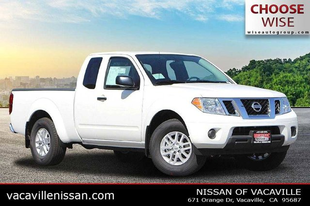 2020 Nissan Frontier SV King Cab 4x2 SV Auto Regular Unleaded V-6 3.8 L/231 [12]