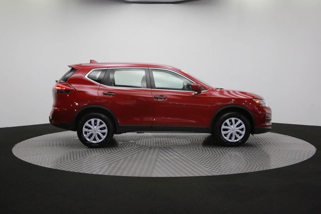 2017 Nissan Rogue for sale 125264 38