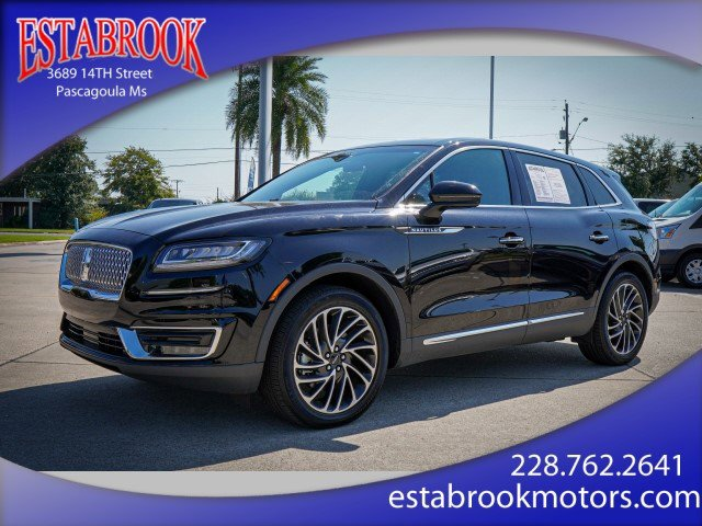 Used 2019 Lincoln Nautilus in Pascagoula, MS