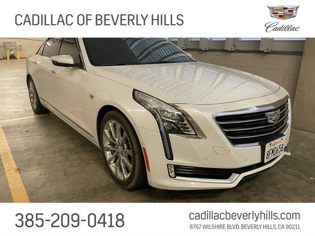 2018 Cadillac CT6 PLUG-IN RWD 4dr Sdn 2.0L PLUG-IN RWD Turbocharged Gas/Plug-in Electric I4 2.0L/122 [15]