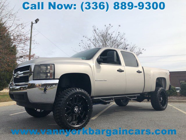 Used 2008 Chevrolet Silverado 2500HD in High Point, NC